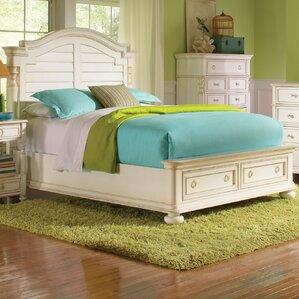 Vassar Panel Bed by Beachcrest Home