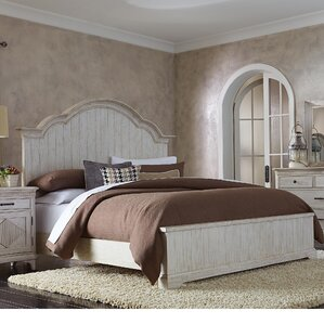 Jonquille Panel Bed by One Allium Way®