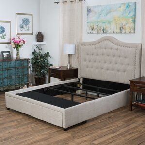 Saltsman Upholstered Storage Panel Bed by Darby Home Co®