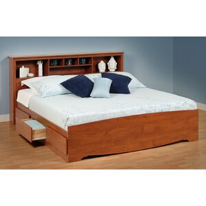 Sybil Storage Platform Bed by Andover Mills®