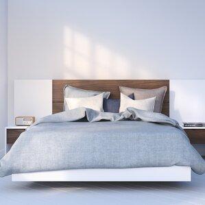 Etna Twin Platform Bed by Brayden Studio®