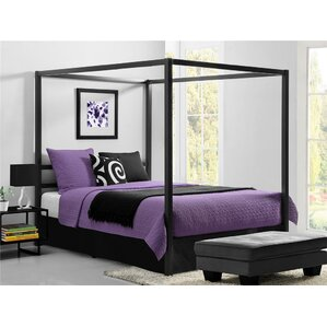 Queen Canopy Bed by DHP