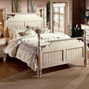 Halton Panel Bed by One Allium Way®