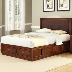 Myra Upholstered Platform Bed by Darby Home Co®