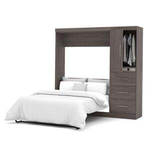 Truett Full/Double Murphy Bed by Brayden Studio®