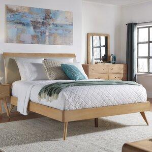 Grant Upholstered Platform Bed by Corrigan Studio®