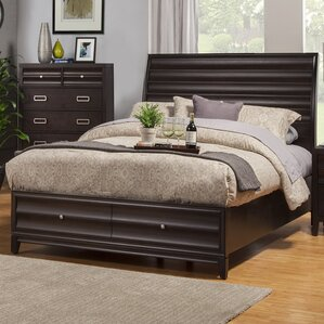Crystal Platform Bed by Darby Home Co®
