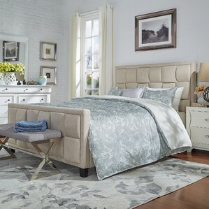Dartmouth Upholstered Panel Bed by Darby Home Co®