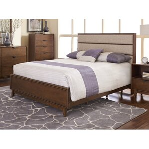 Alperton Upholstered Panel Bed by Corrigan Studio®
