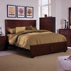 Sumner Panel Bed by Darby Home Co®