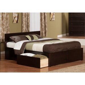 Greyson King Storage Panel Bed by Viv + Rae Reviews
