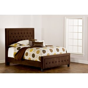 Elnora Upholstered Panel Bed by Darby Home Co®