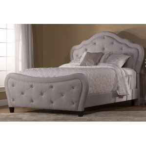 Lohman Upholstered Panel Bed by House of Hampton