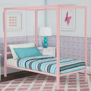 Monica Canopy Bed by Viv + Rae