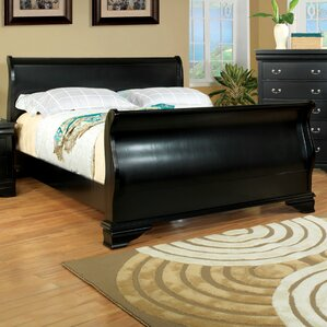 Dogwood Sleigh Bed by Darby Home Co®