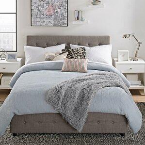 Morphis Upholstered Storage Platform Bed by Brayden Studio®