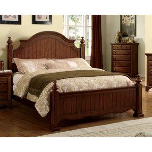 Leyton Panel Bed by Rosalind Wheeler