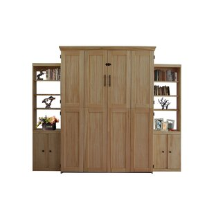 Brentwood Queen Murphy Bed by Room and Loft