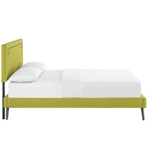 Josie Upholstered Platform Bed by Modway
