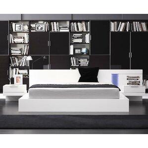 Calmar Platform Bed by Wade Logan®