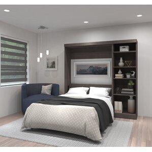 Walley Full/Double Murphy Bed by Brayden Studio®