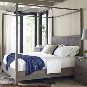Palmer Canopy Bed by Brownstone Furniture