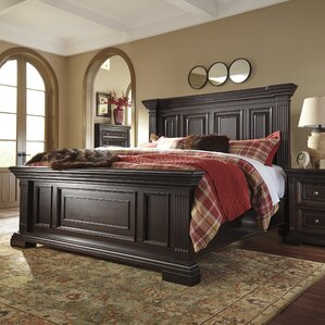 Althea Panel Bed by Darby Home Co®