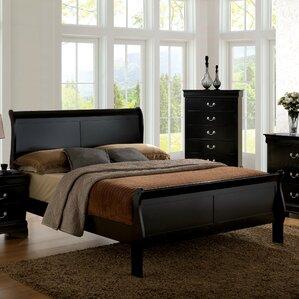 Alvarez Sleigh Bed by Darby Home Co®