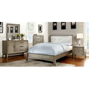 Siding Spring Upholstered Platform Bed by Latitude Run