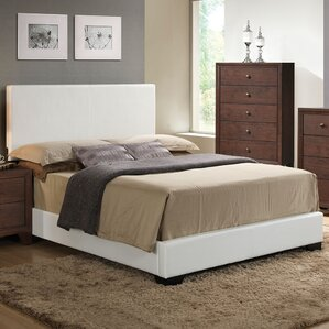 Ireland Upholstered Panel Bed by ACME Furniture