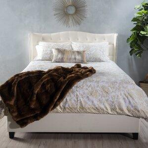 Elincourt Queen Upholstered Platform Bed by Lark Manor
