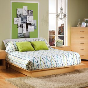 Step One Full/Queen Platform Bed by South Shore