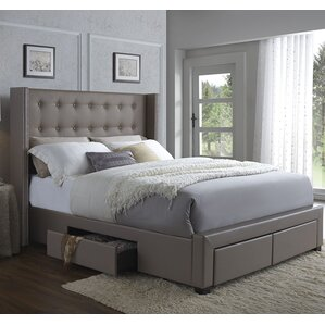 Thousand Oaks Storage Platform Bed by Darby Home Co®