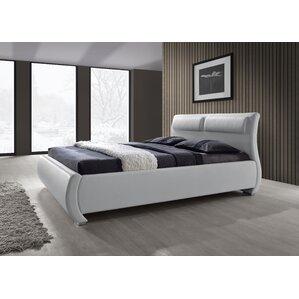 Matteson Upholstered Platform Bed by Wade Logan®