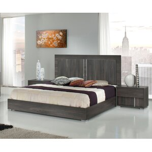 Shelburne Italian Platform Bed by Wade Logan®
