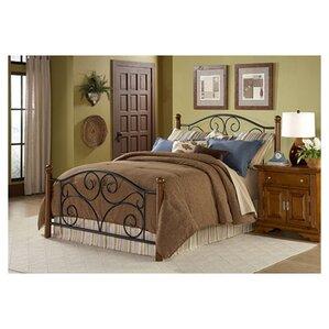 Wolfhurst Storage Panel Bed by Alcott Hill®