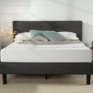 Odessa Upholstered Platform Bed by Zipcode™ Design