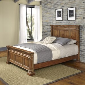 Landisville Panel Bed by Darby Home Co®