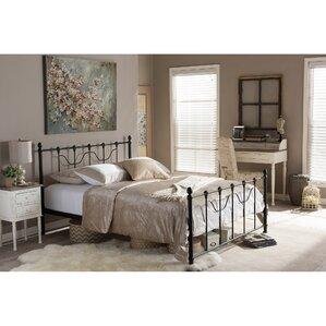 Kleio Platform Bed by Latitude Run