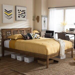 Smitherman Platform Bed by Brayden Studio®