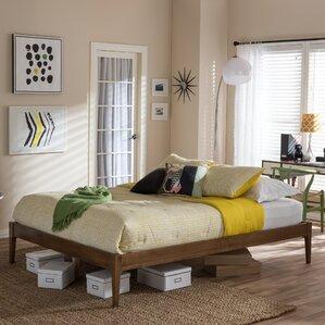 Smoak Platform Bed by Brayden Studio®