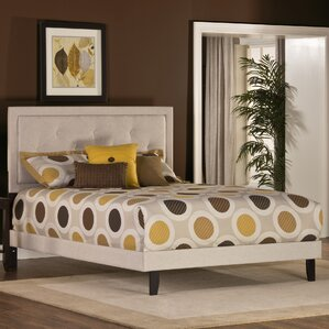 Cynthia Upholstered Panel Bed by Zipcode™ Design