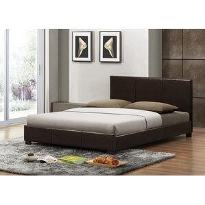 Carnegie Upholstered Platform Bed by Red Barrel Studio®