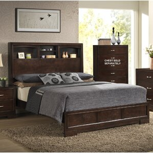 Voigt Storage Panel Bed by Brayden Studio®