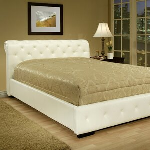 Castine Upholstered Platform Bed by House of Hampton