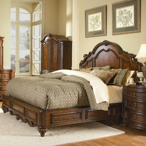 Drew Panel Bed by Astoria Grand