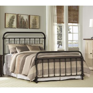 Harlow Metal Panel Bed by Laurel Foundry Modern Farmhouse