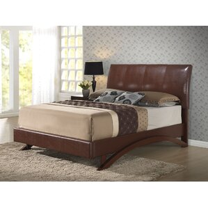 Shana Upholstered Sleigh Bed by Latitude Run