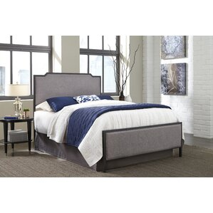 Duggan Upholstered Panel Bed by Alcott Hill®
