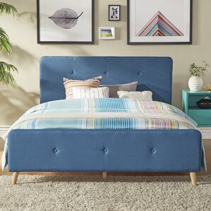 Delray Panel Bed by Mercury Row®